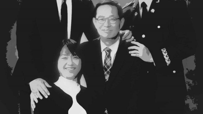 군인가족사진