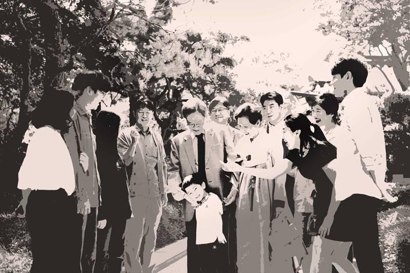 수서 필경재 한정식당 팔순잔치 출장사진 스냅